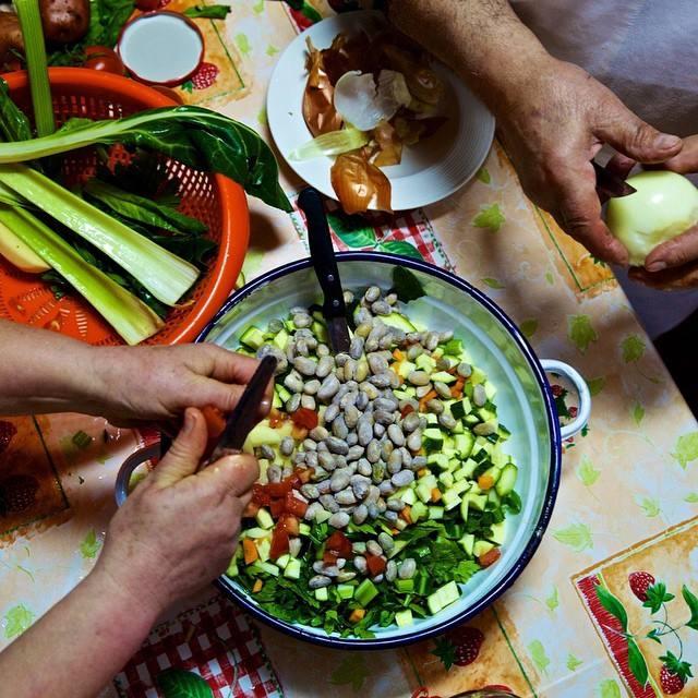 Longevity minestrone soup blue zones longevity minestrone soup forumfinder Image collections
