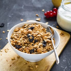 Dried Berry Granola