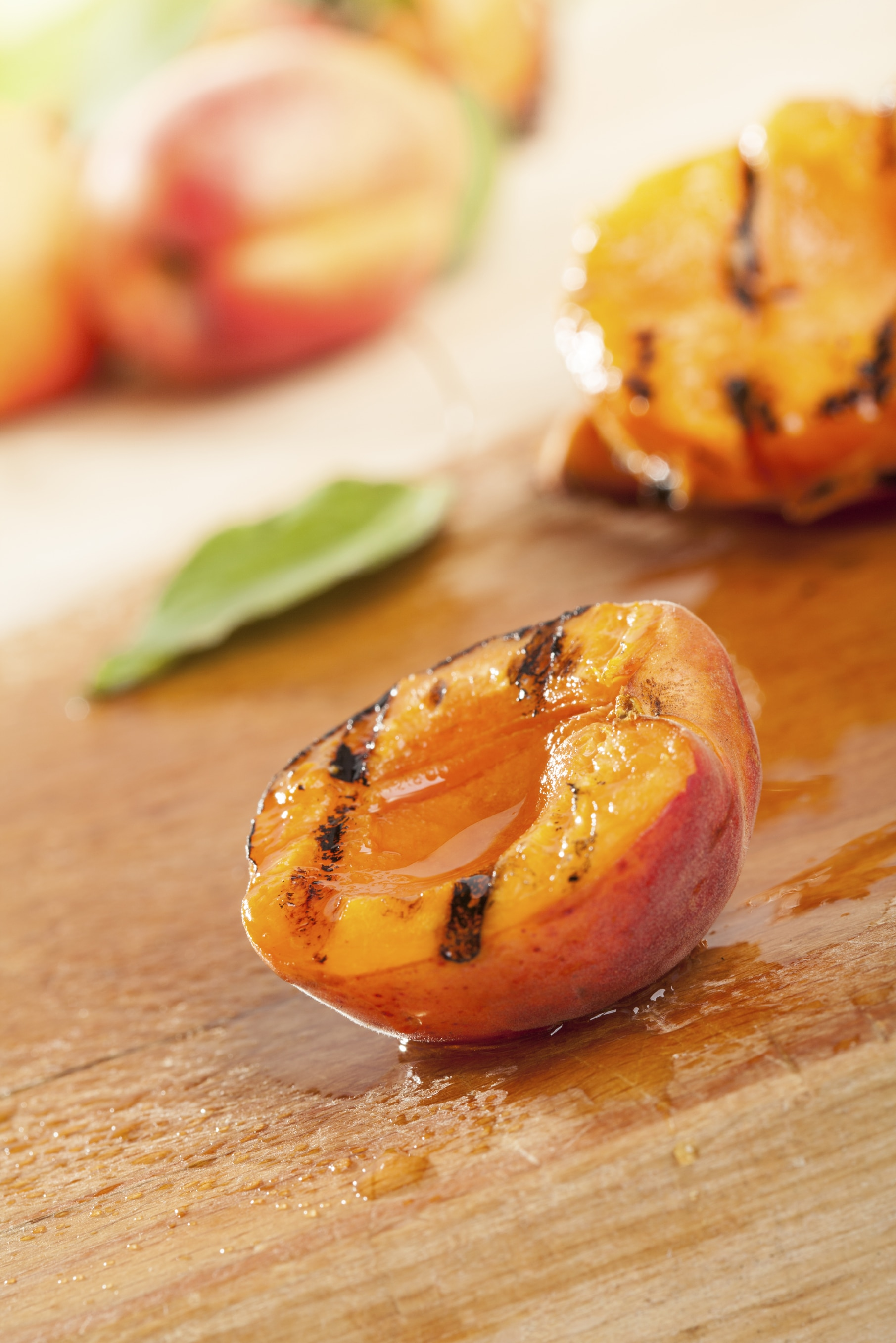 Grilled Peach Dessert Recipes