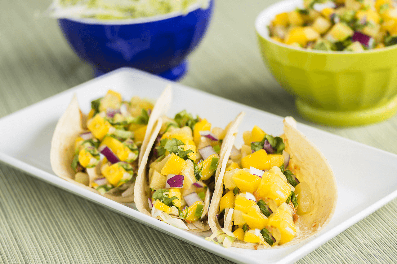 mango-black-bean-tacos