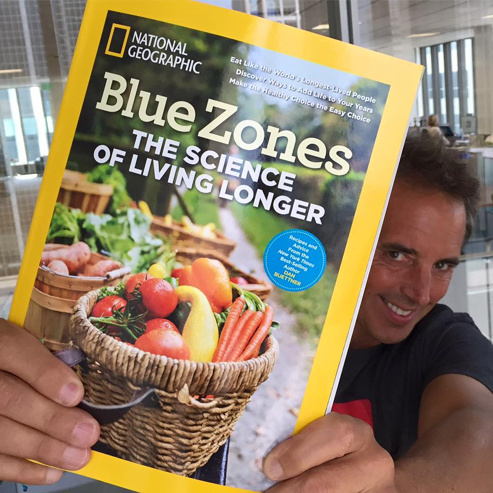 Blue zone recipes