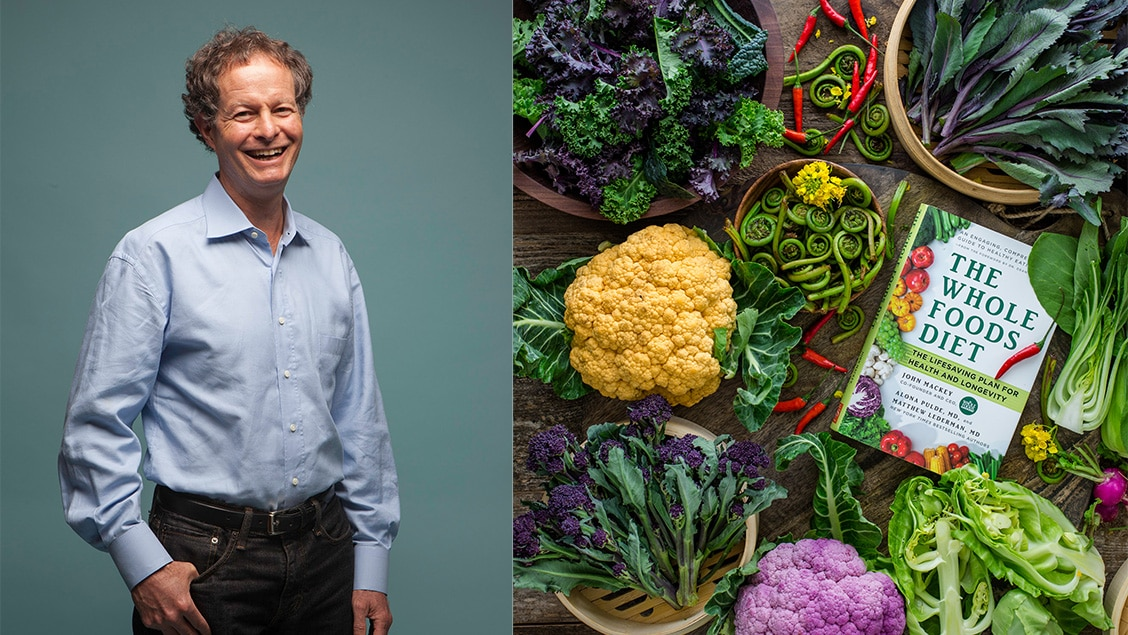 What The Founder Of Whole Foods Eats Everyday