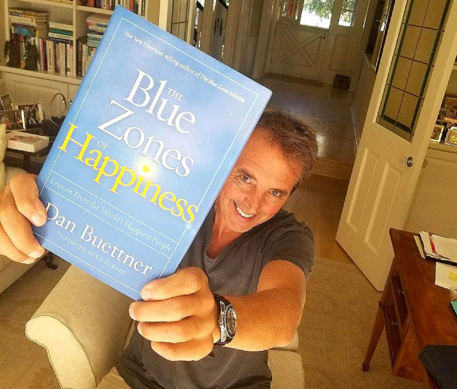 Blue Zones of Happiness