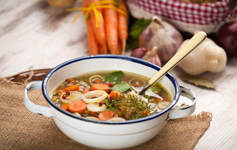 adventist potato soup