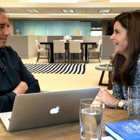 Maria Shriver interview