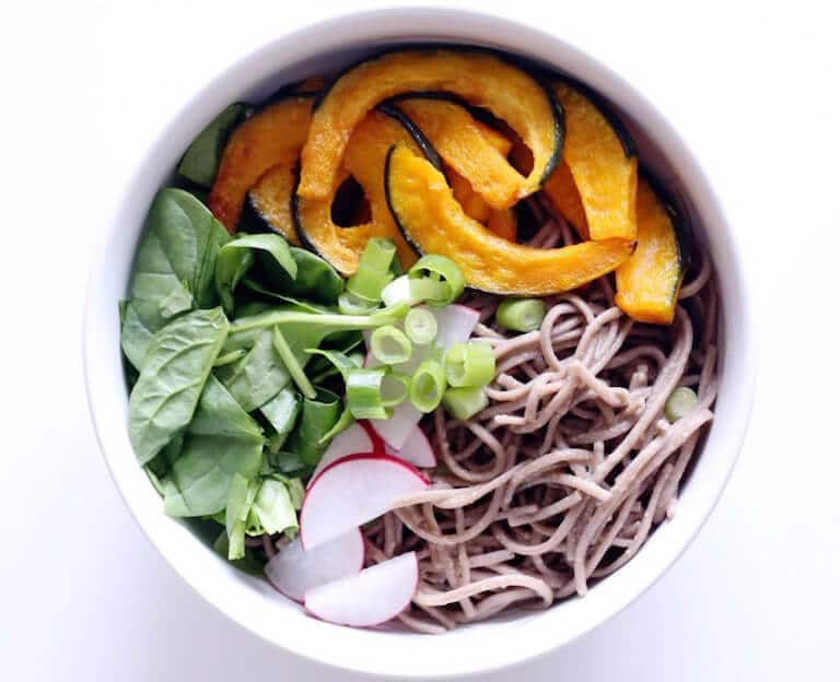 kabocha-squash-noodle-bowl