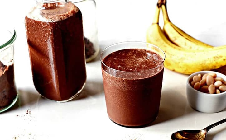 chocolate-bean-smoothie