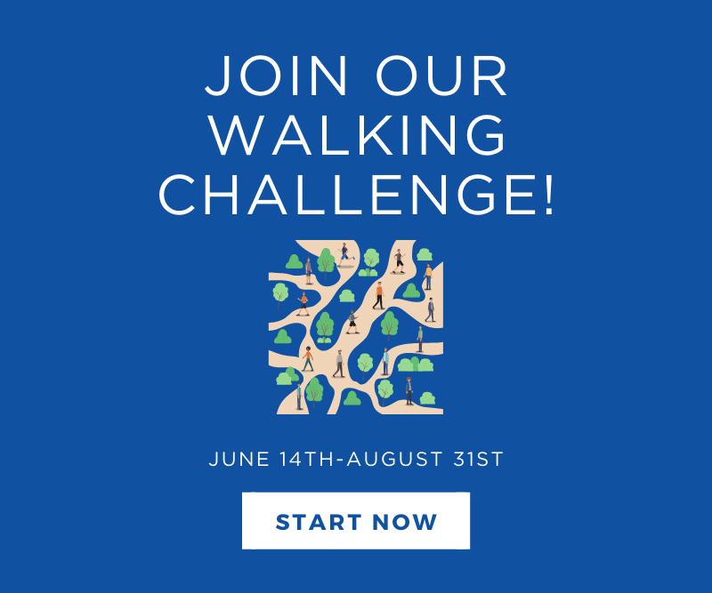 walking challenge promo