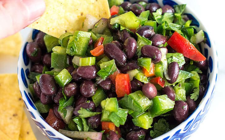 black-bean-salsa
