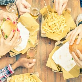 gut-microbiome-junk-food