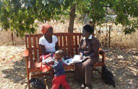 friendship bench zimbabwe