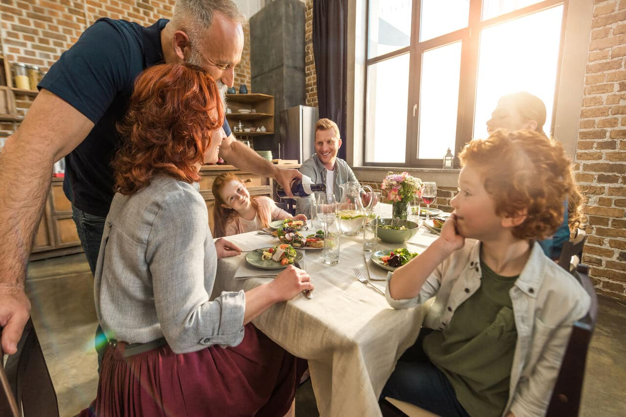 Multigenerational Living Is The New Rapidly Growing Trend