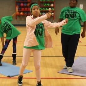 BZP Fort Worth Wellness Grant School