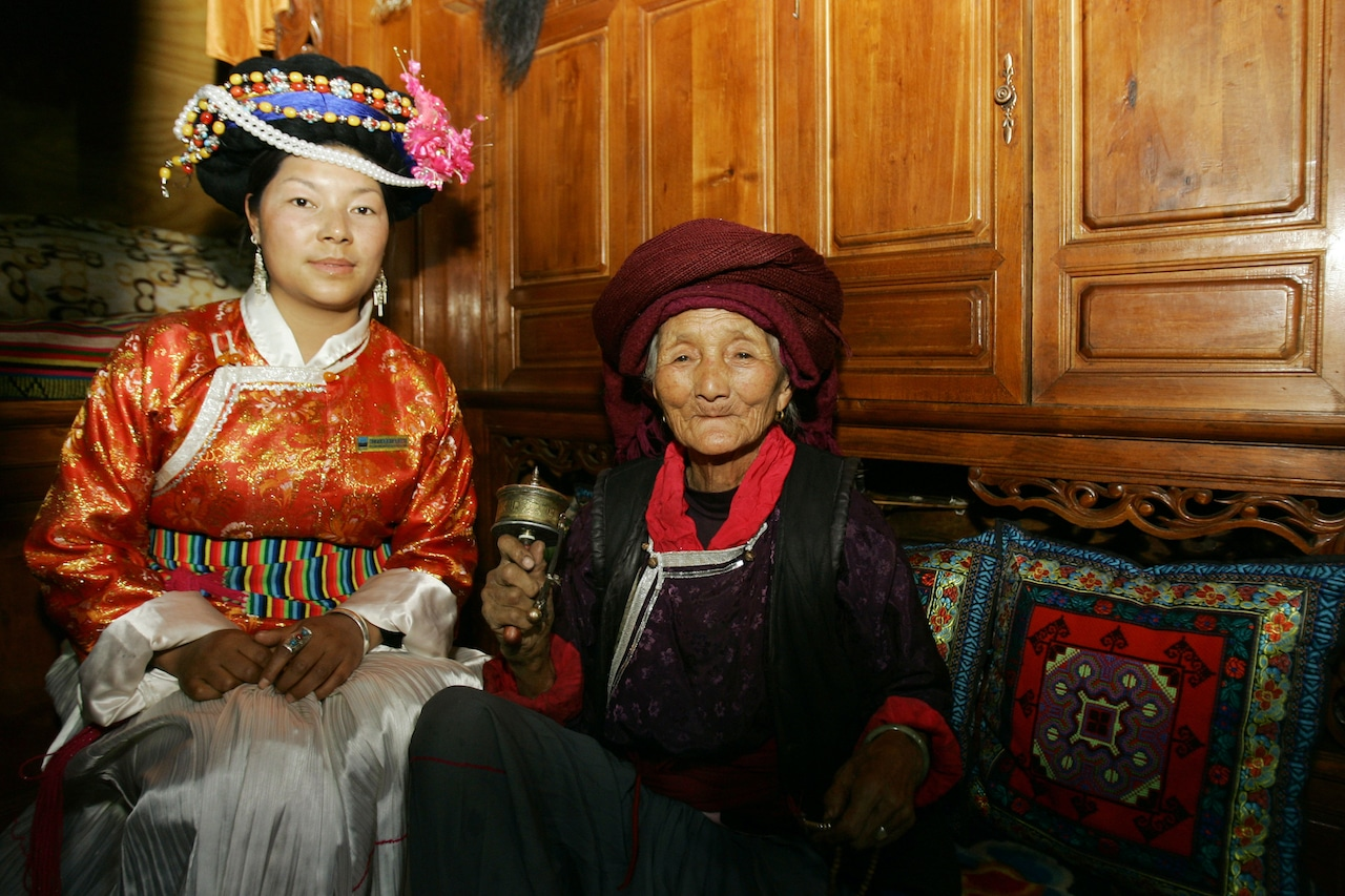 women-mosuo-china